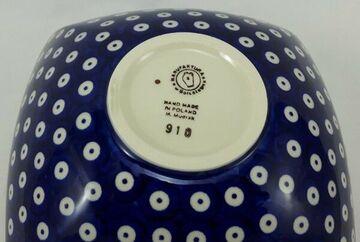 Nüsse M113-70A Bunzlauer Keramik Schale eckig Obst Gebäck 20 x 20 Schüssel