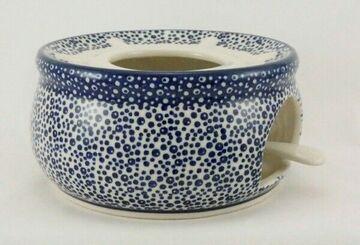 Teelicht P089-54 Bunzlauer Keramik Stövchen für Teekanne 1,3Liter ø16cm