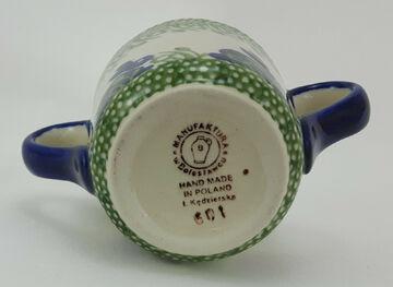 2Henkel K094-JG24 Elche Bunzlauer Keramik Tasse Kinder 0,2 Liter Becher