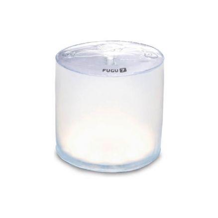 IconBIT, 7 Farben LED Aufblasbar LED Gartenleuchte Solar ...