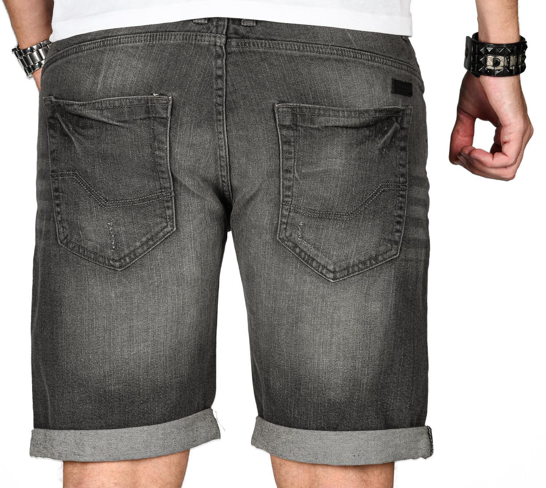 Indicode-Herren-Sommer-Bermuda-Jeans-Shorts-kurze-Hose-Sommerhose-Short-Neu-B556 Indexbild 31
