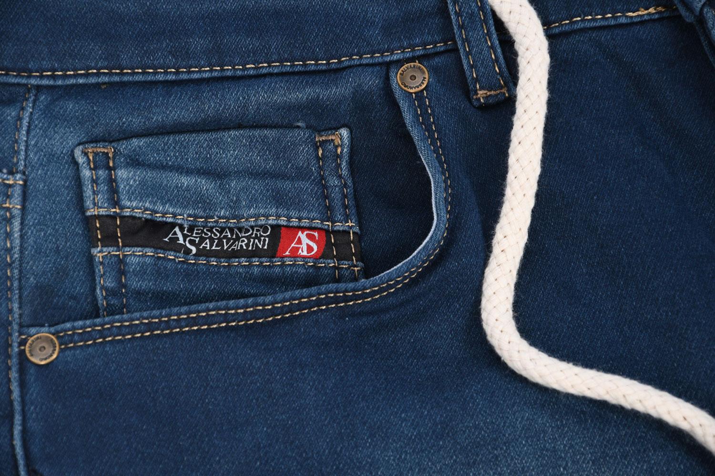 A-Salvarini-Herren-Jeans-Short-kurze-Hose-Sommer-Shorts-Bermuda-Comfort-fit-NEU Indexbild 27