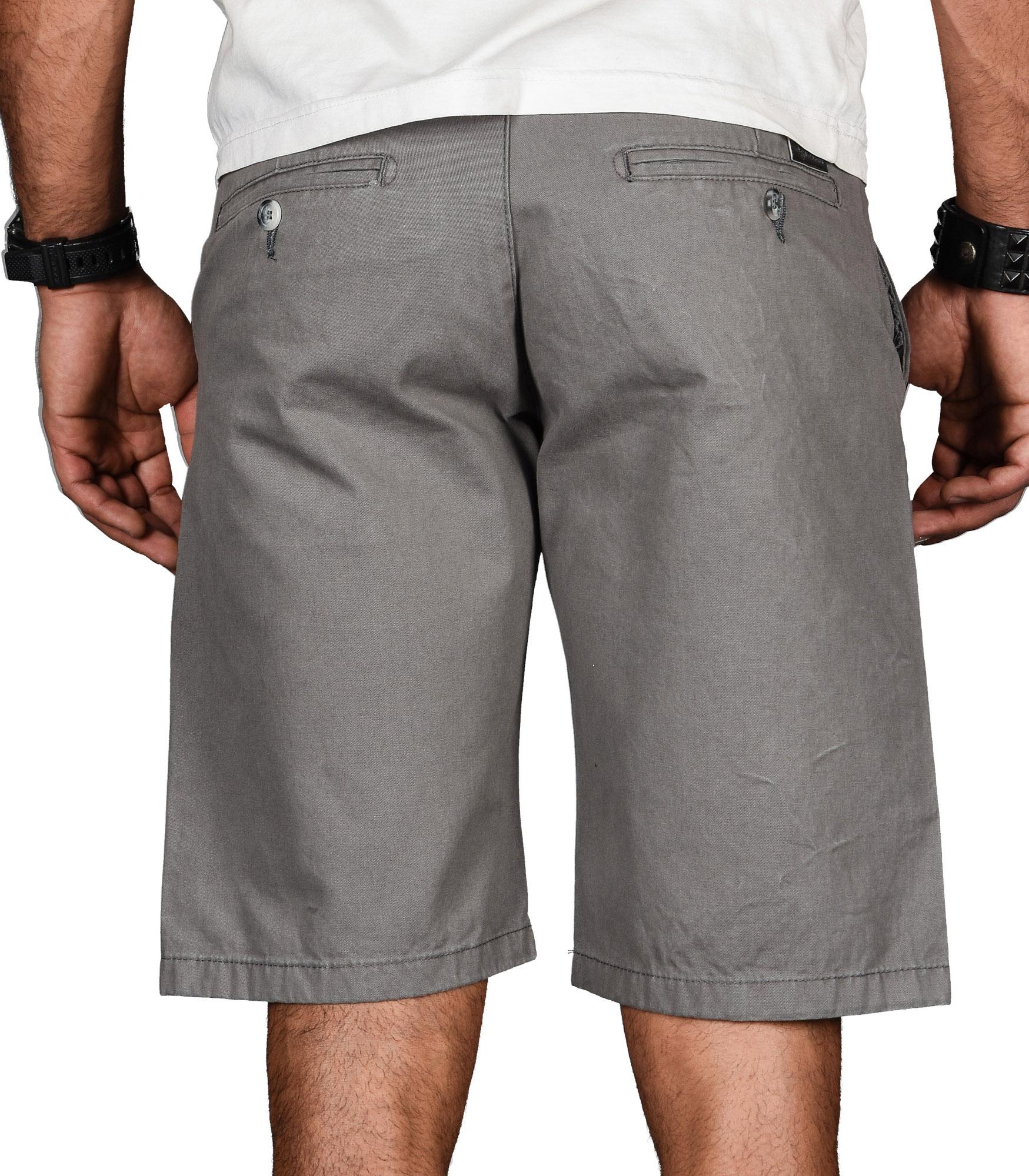 A-Salvarini-Herren-Shorts-kurze-Sommer-Hose-mit-Guertel-Short-Bermuda-NEU-AS096 Indexbild 19