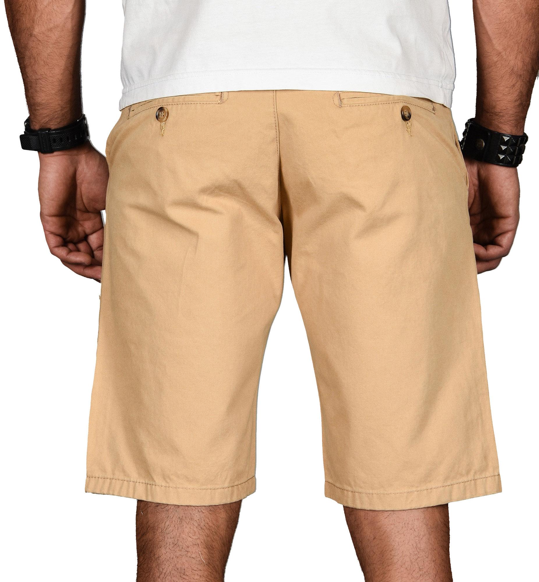 A-Salvarini-Herren-Shorts-kurze-Sommer-Hose-mit-Guertel-Short-Bermuda-NEU-AS096 Indexbild 28