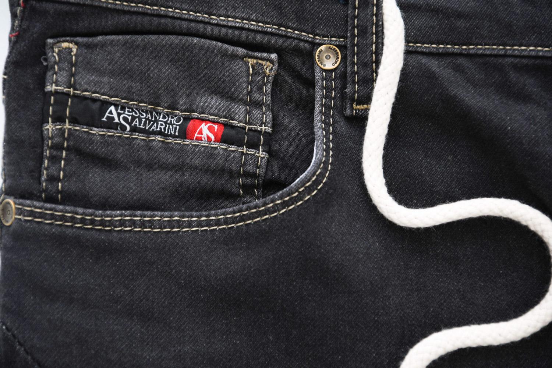 A-Salvarini-Herren-Jeans-Short-kurze-Hose-Sommer-Shorts-Bermuda-Comfort-fit-NEU Indexbild 6