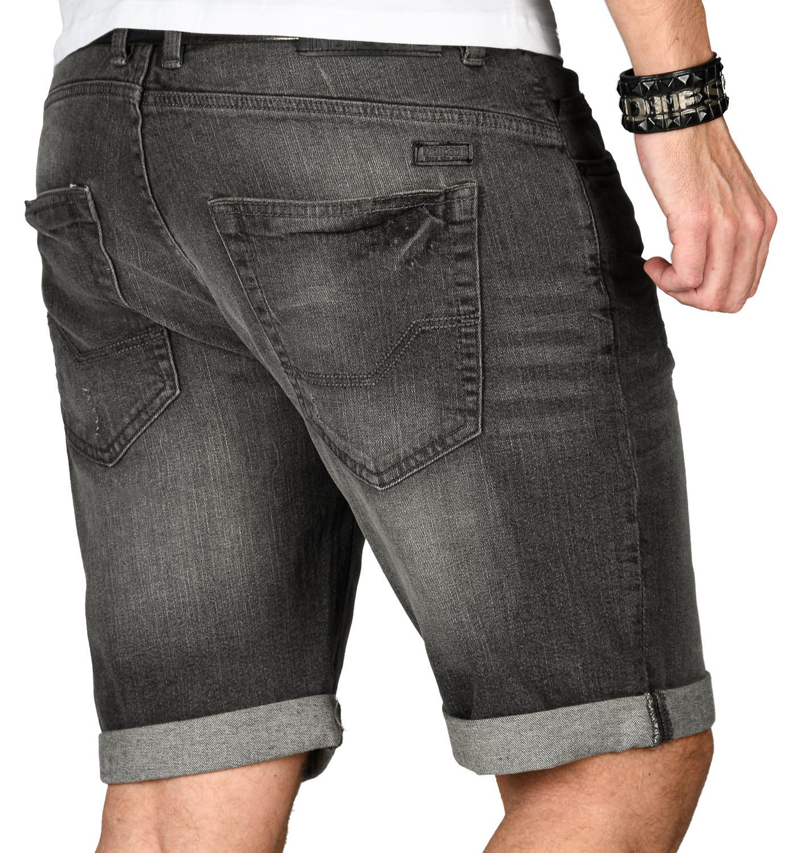 Indicode-Herren-Sommer-Bermuda-Jeans-Shorts-kurze-Hose-Sommerhose-Short-Neu-B556 Indexbild 30