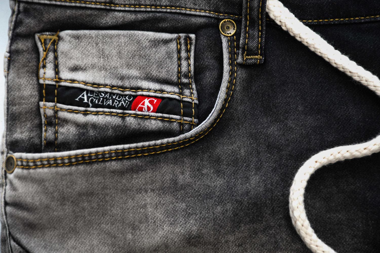 A-Salvarini-Herren-Jeans-Short-kurze-Hose-Sommer-Shorts-Bermuda-Comfort-fit-NEU Indexbild 41