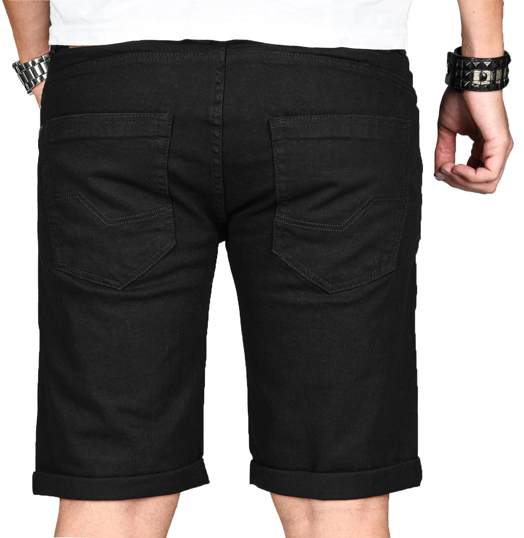 Indicode-Herren-Sommer-Bermuda-Jeans-Shorts-kurze-Hose-Sommerhose-Short-Neu-B556 Indexbild 9
