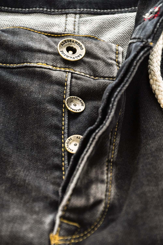 A-Salvarini-Herren-Jeans-Short-kurze-Hose-Sommer-Shorts-Bermuda-Comfort-fit-NEU Indexbild 42