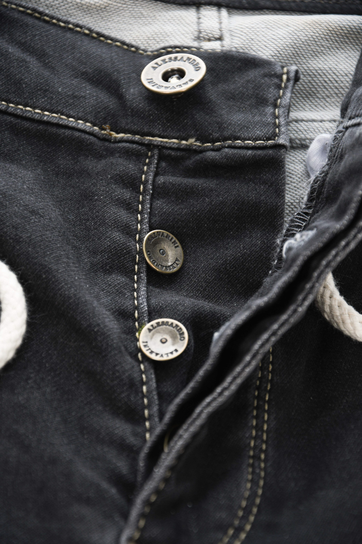 A-Salvarini-Herren-Jeans-Short-kurze-Hose-Sommer-Shorts-Bermuda-Comfort-fit-NEU Indexbild 7