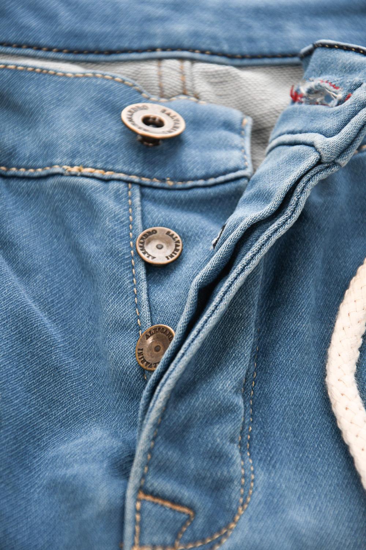 A-Salvarini-Herren-Jeans-Short-kurze-Hose-Sommer-Shorts-Bermuda-Comfort-fit-NEU Indexbild 14