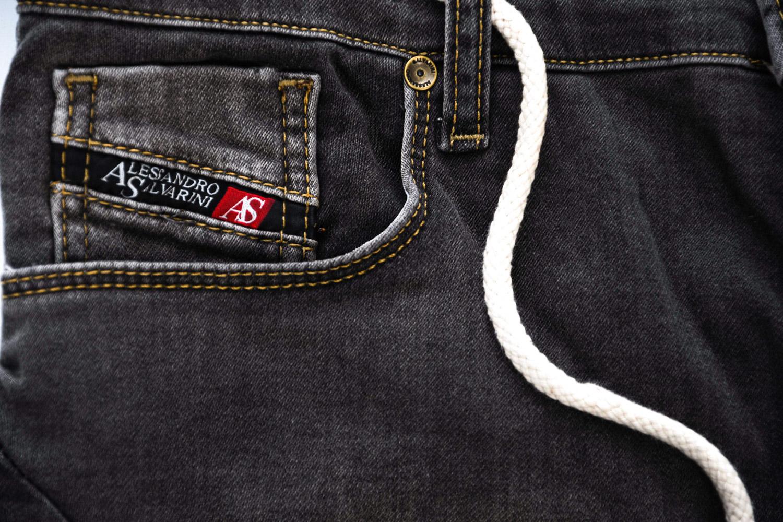 A-Salvarini-Herren-Jeans-Short-kurze-Hose-Sommer-Shorts-Bermuda-Comfort-fit-NEU Indexbild 34