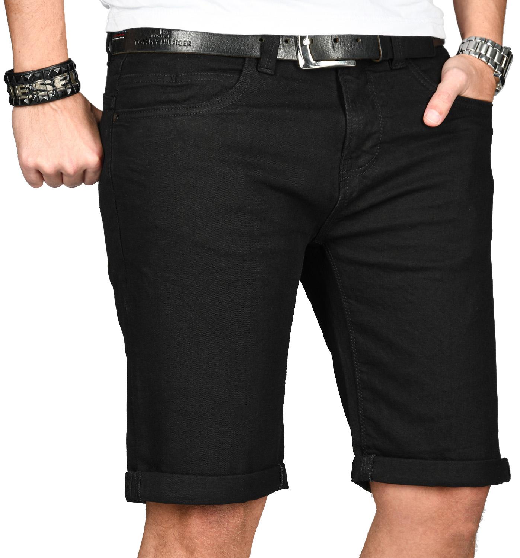 Indicode-Herren-Sommer-Bermuda-Jeans-Shorts-kurze-Hose-Sommerhose-Short-Neu-B556 Indexbild 7