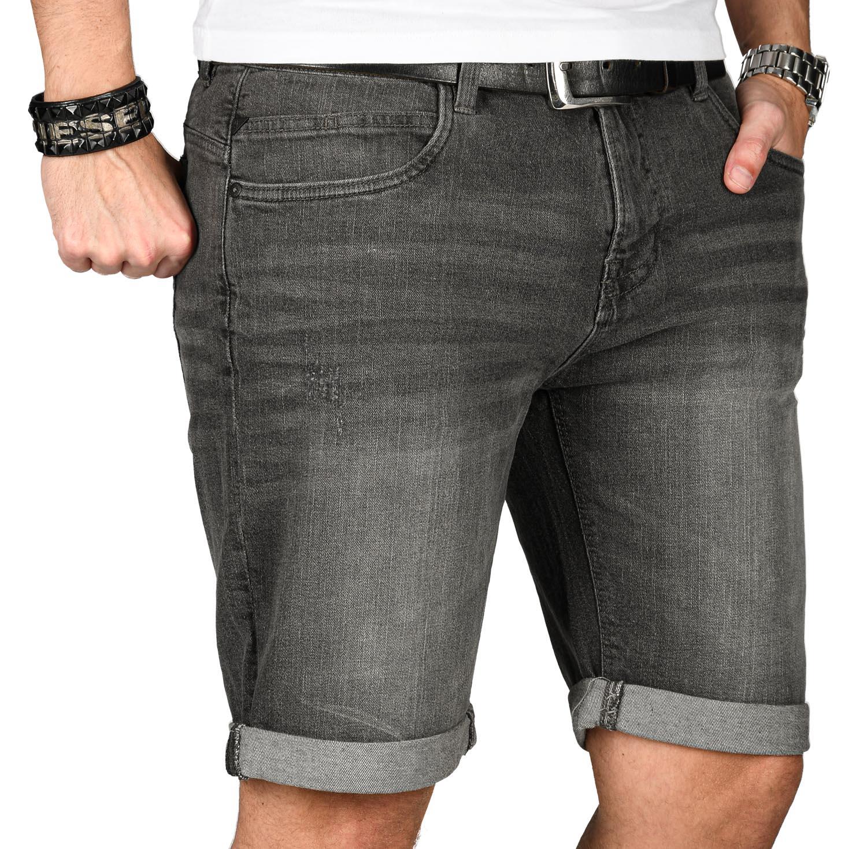 Indicode-Herren-Sommer-Bermuda-Jeans-Shorts-kurze-Hose-Sommerhose-Short-Neu-B556 Indexbild 29