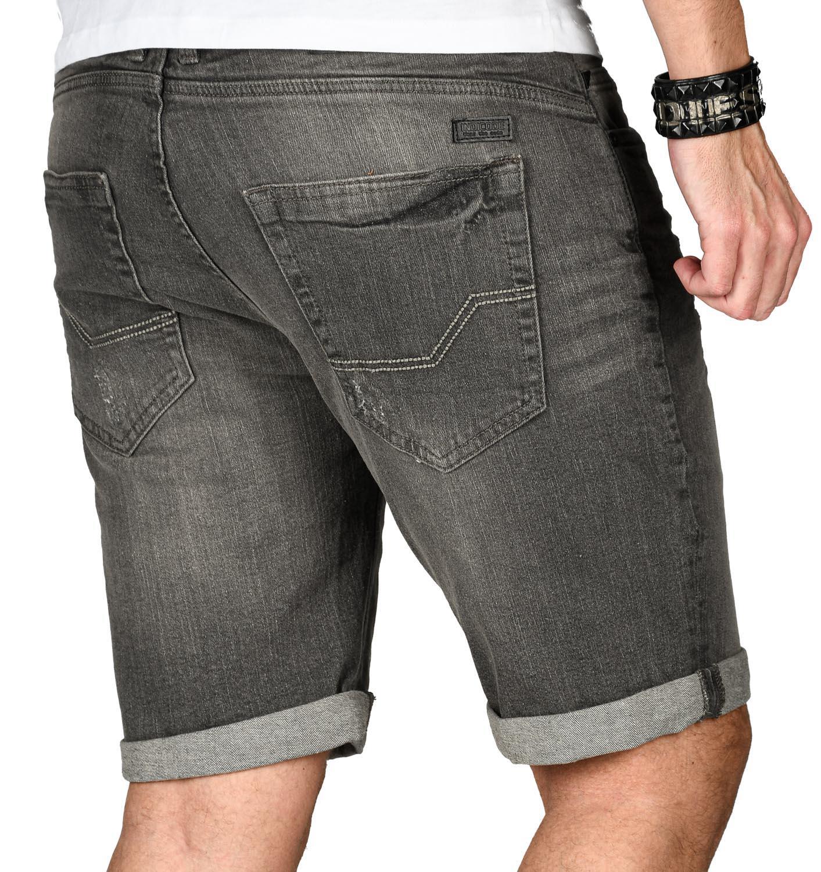 Indicode-Herren-Sommer-Bermuda-Jeans-Shorts-kurze-Hose-Sommerhose-Short-Neu-B556 Indexbild 26