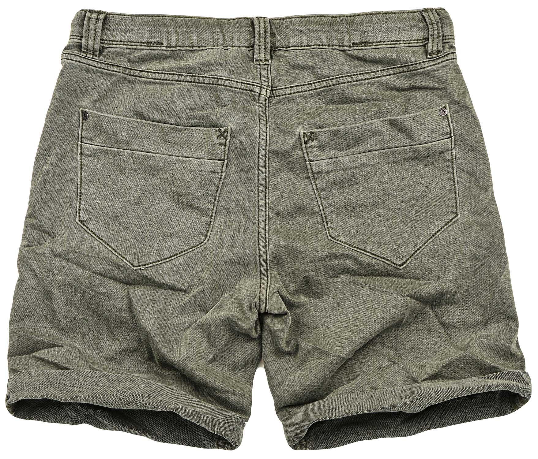 Sublevel-Herren-Sweat-Jeans-Shorts-kurze-Hose-Bermuda-Sommer-Sweathose-Slim-NEU Indexbild 47