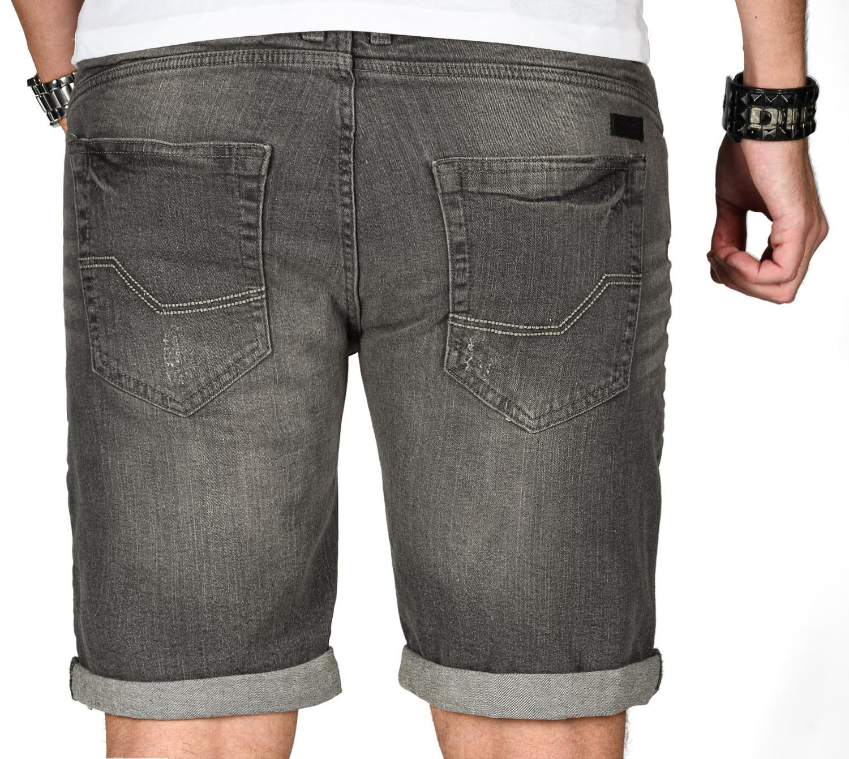Indicode-Herren-Sommer-Bermuda-Jeans-Shorts-kurze-Hose-Sommerhose-Short-Neu-B556 Indexbild 27