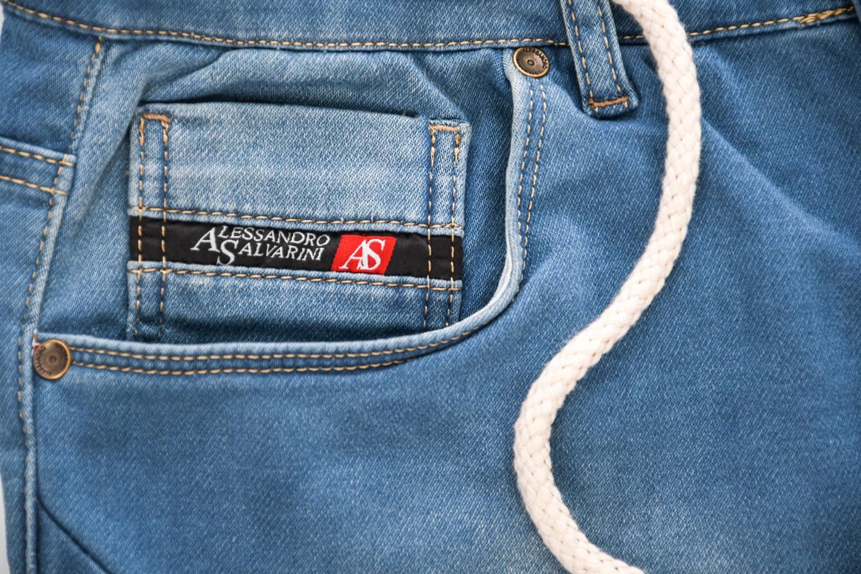 A-Salvarini-Herren-Jeans-Short-kurze-Hose-Sommer-Shorts-Bermuda-Comfort-fit-NEU Indexbild 13