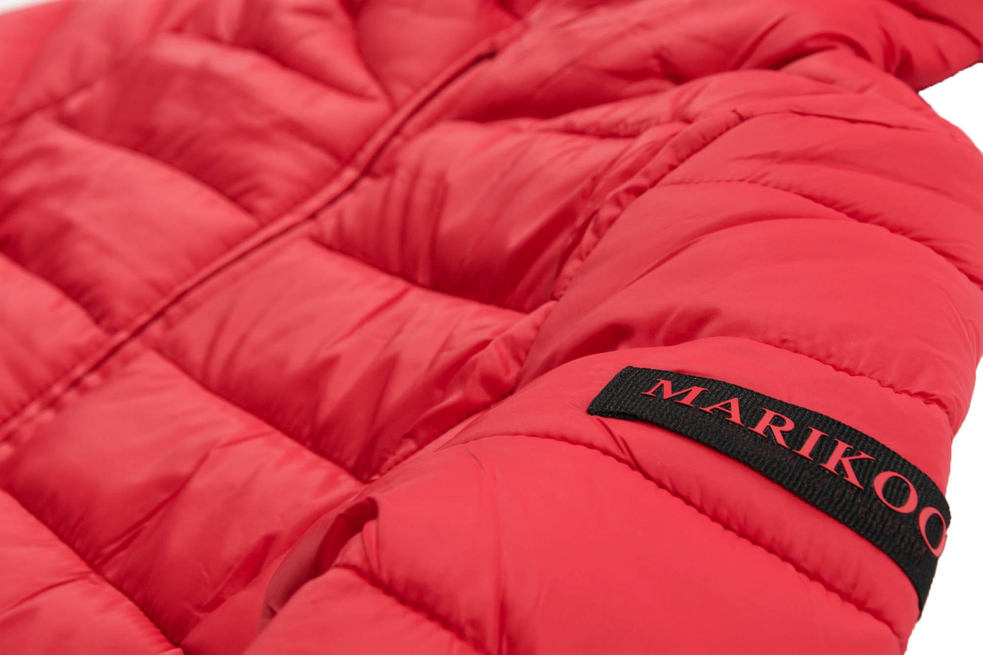 Marikoo-Lucy-Damen-Jacke-Steppjacke-Ubergangsjacke-gesteppt-Stepp-NEU-B651 Indexbild 24