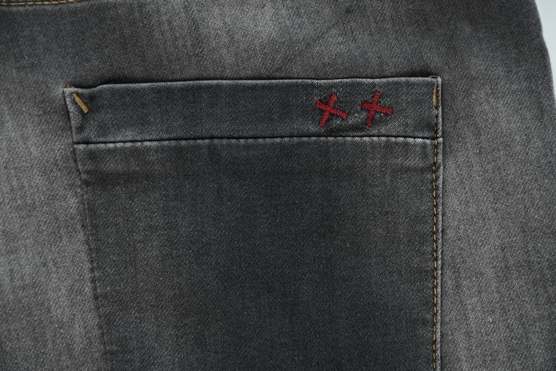 A-Salvarini-Herren-Jeans-Short-kurze-Hose-Sommer-Shorts-Bermuda-Comfort-fit-NEU Indexbild 36