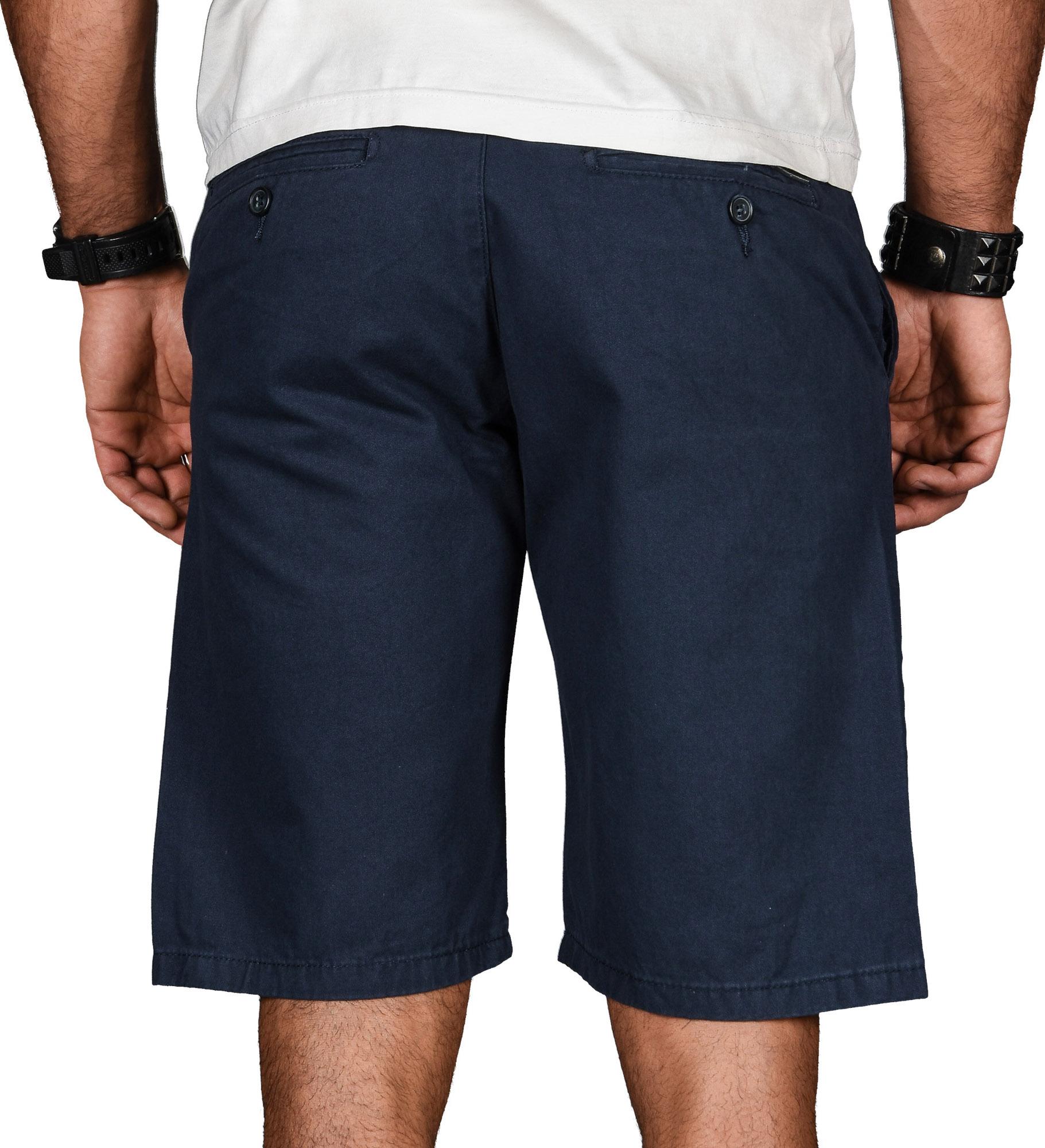 A-Salvarini-Herren-Shorts-kurze-Sommer-Hose-mit-Guertel-Short-Bermuda-NEU-AS096 Indexbild 11