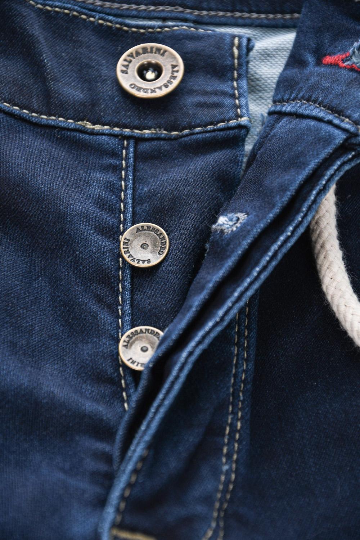A-Salvarini-Herren-Jeans-Short-kurze-Hose-Sommer-Shorts-Bermuda-Comfort-fit-NEU Indexbild 21