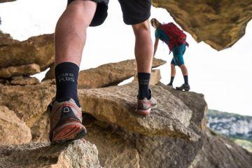 Care Plus® Bugsox Traveller Reisesocke Socke doppelpack