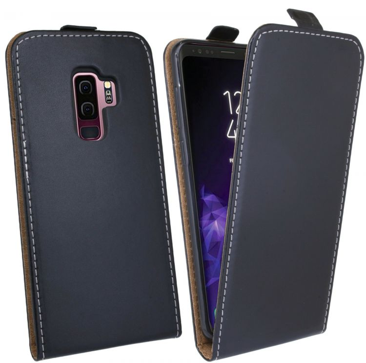 handytasche f r samsung galaxy s9 plus g965f case cover. Black Bedroom Furniture Sets. Home Design Ideas