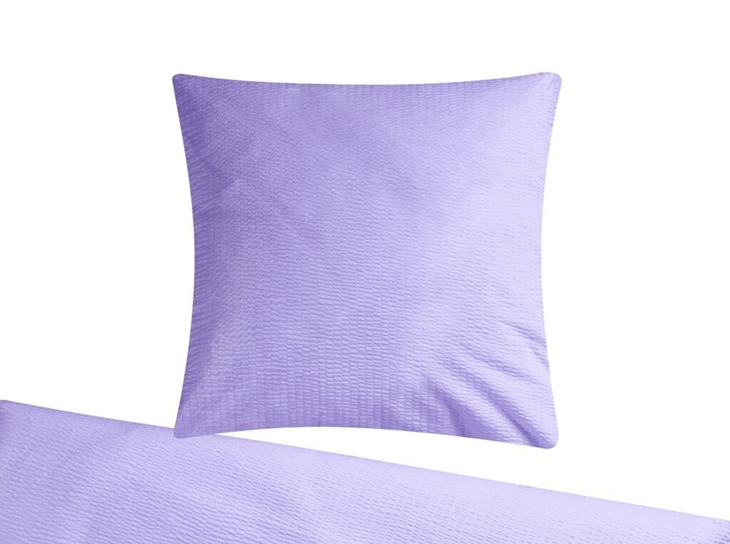 Bettwäsche Sommer 135x200 155x220 Seersucker Set 2 tlg Bezug Baumwolle Bettbezug
