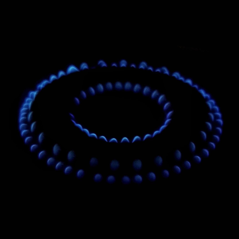 50 mbar Set Gasdruckminderer mit Gasschlauch