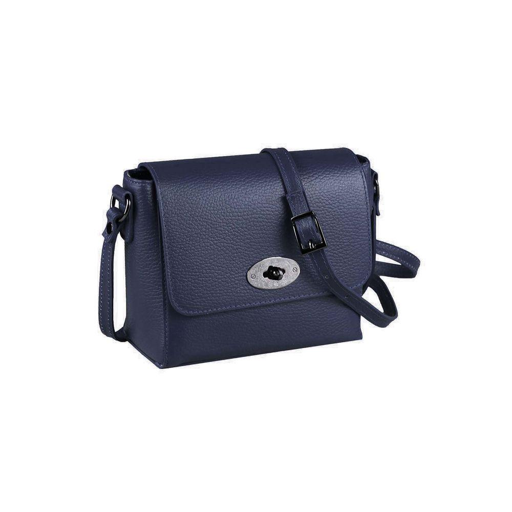 Ital edle Abendtasche Crossbody Bag Ledertasche Pochette ECHT LEDER Taupe 720T