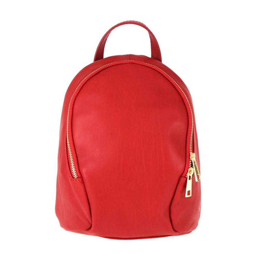 e235127f3f9c5 ITALy DAMEN LEDER RUCKSACK Tasche BackPack Ledertasche Shopper ...