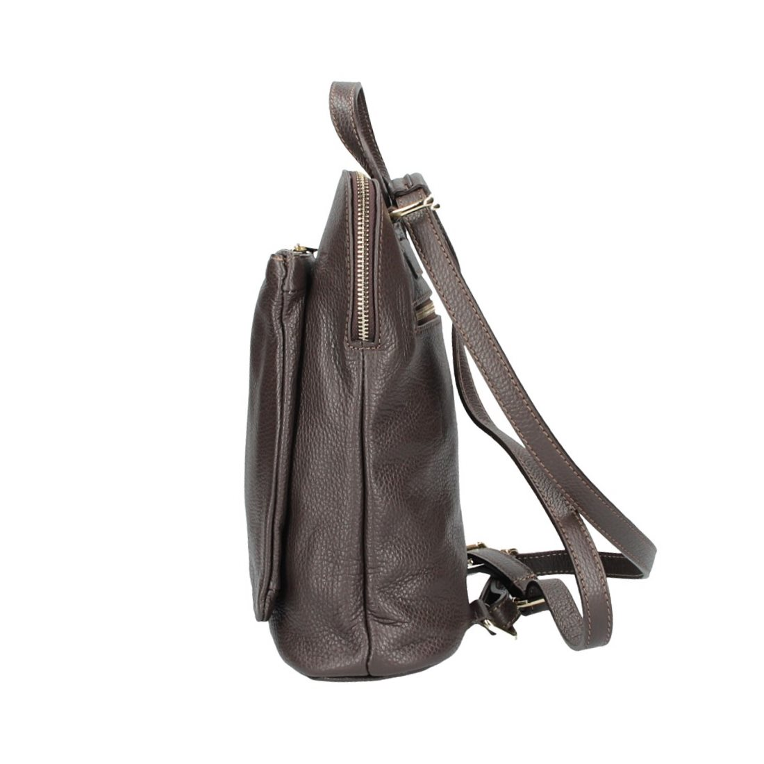 ITALy-DAMEN-LEDER-Reise-RUCKSACK-SchulterTasche-Shopper-Backpack-Ledertasche-BAG Indexbild 92