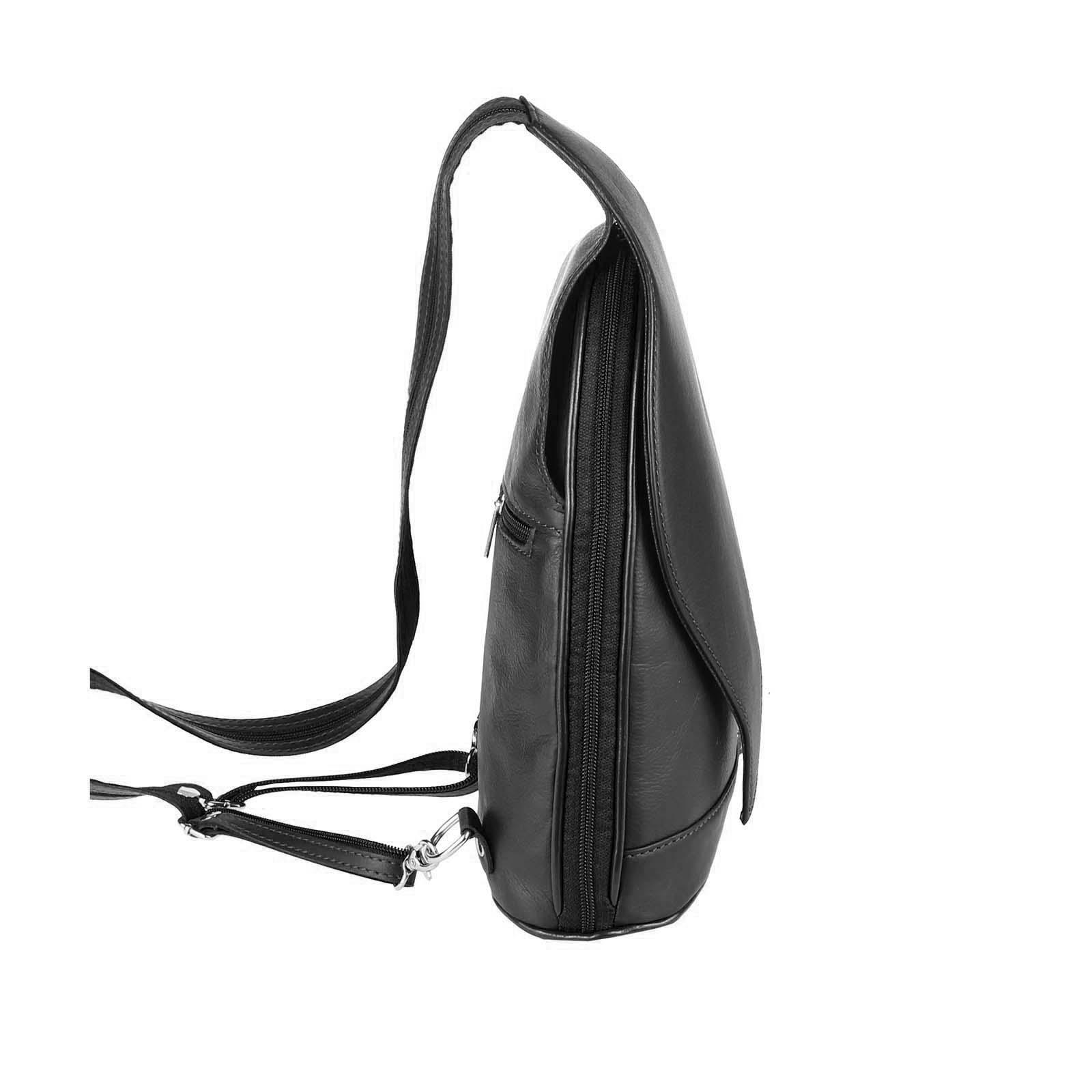 ITALY-DAMEN-LEDER-RUCKSACK-Schulter-Tasche-Reise-BACKPACK-Lederrucksack-it-BAG Indexbild 17