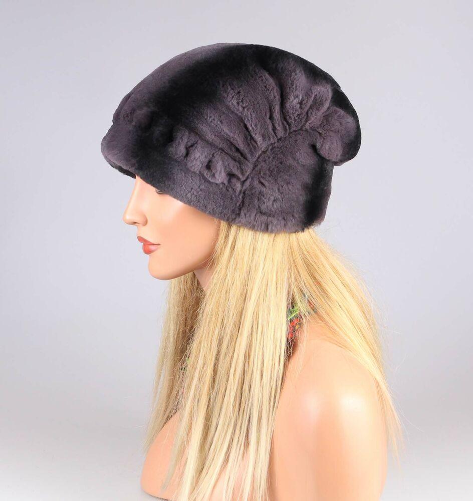 4b8241cdb6a Ladies fur Hat Hat Oversizemuetze Beanie fur Hat Winter Hat ...