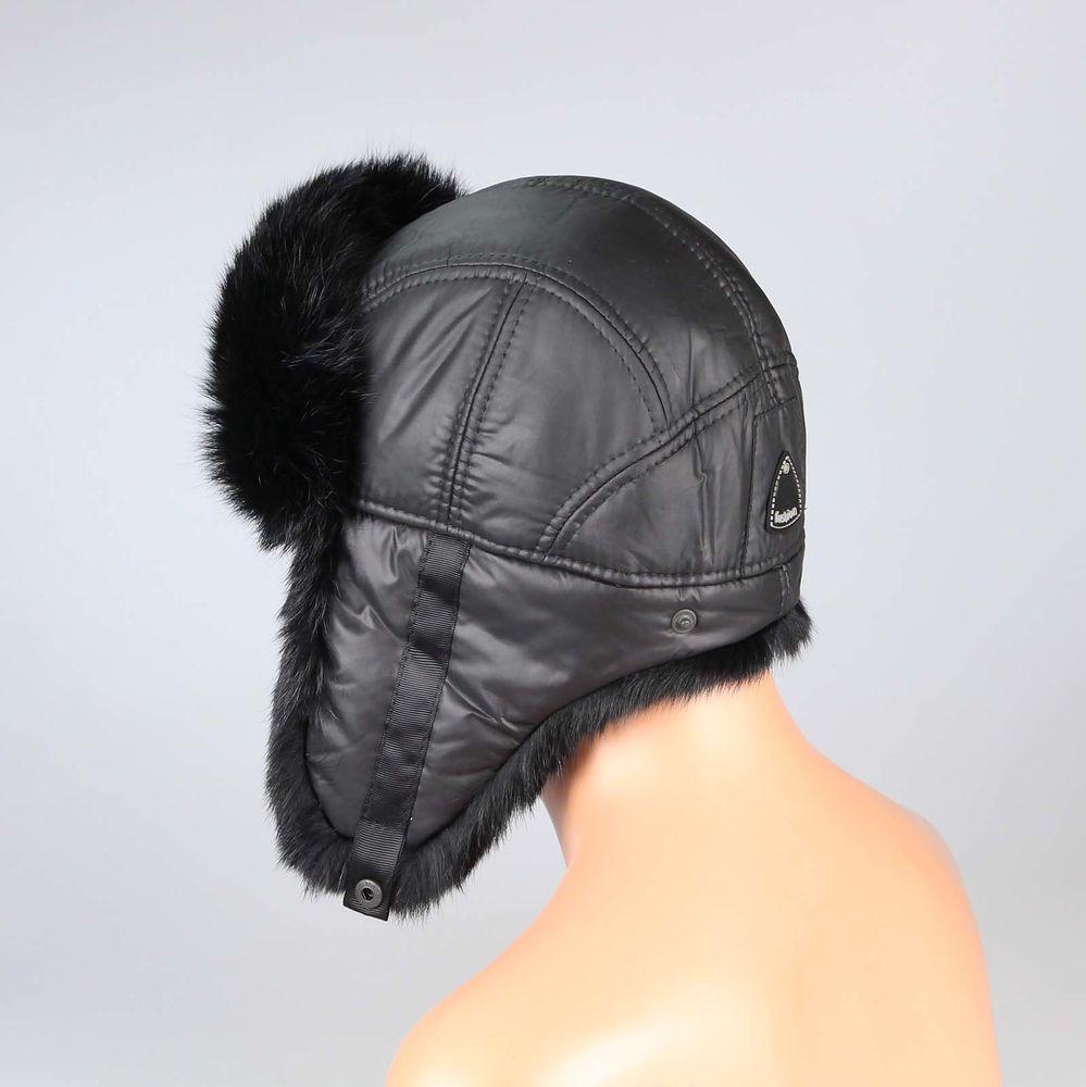 13547432ca5 Men s Rabbit Hat fur Bomber fur Hat Aviator Hat Aviator Winter Hat ...