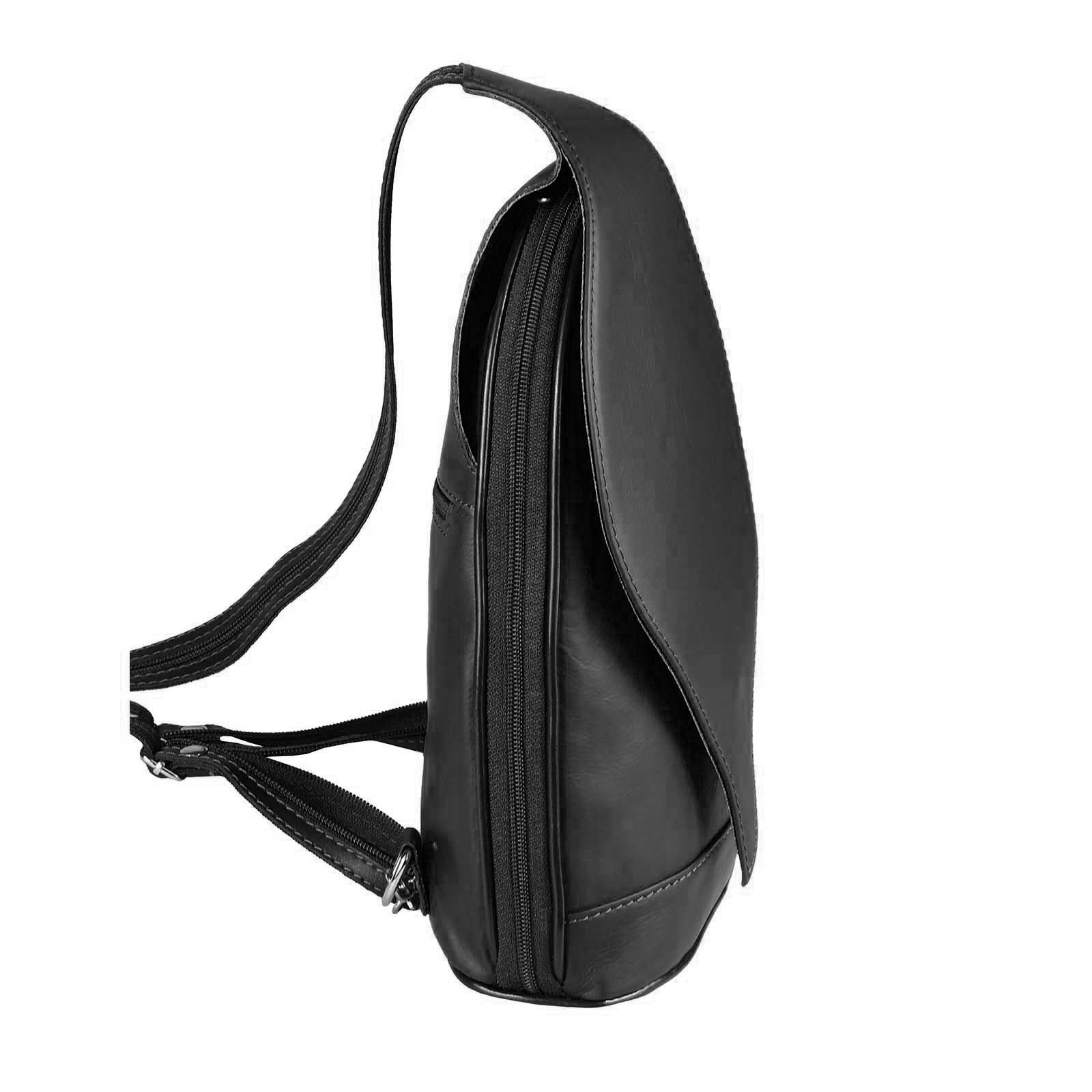 ITALY-DAMEN-LEDER-RUCKSACK-Schulter-Tasche-Reise-BACKPACK-Lederrucksack-it-BAG Indexbild 16