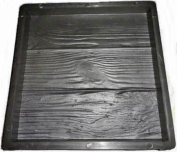 schalungsform gie form f r beton terrassen platten holzoptik 30 x 30 x 3 cm ebay. Black Bedroom Furniture Sets. Home Design Ideas