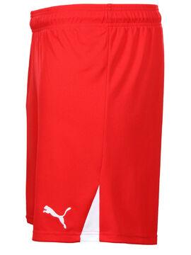 M Puma Tournament Goalkeeper Short kurze Sport Hose Fußball Training blau Gr