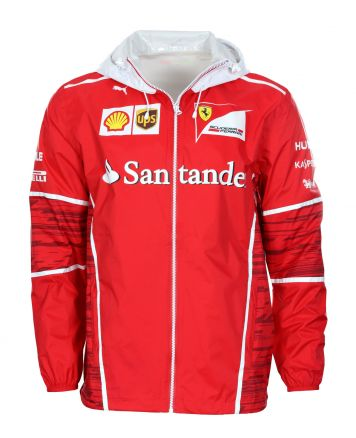 puma sf scuderia ferrari formel 1 f1 team jacke s m l xl. Black Bedroom Furniture Sets. Home Design Ideas