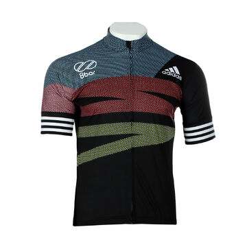 Männer Radsport Kurzarm Trikot Top Bike Fahrrad Sport Shirts Xxl schwarz