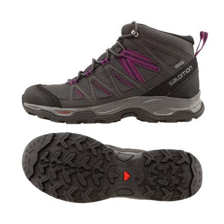 Details zu Salomon Hillrock Mid GTX Gore Tex Trekking Wander Schuhe 406463 38 39 40 41