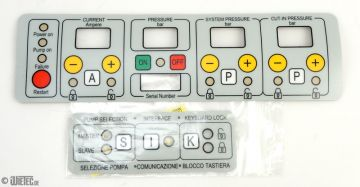 Logicdata Handschalter Bedienelement HSF