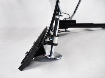 Schneeschild Rasentraktor 118cm Honda HF 2315 Seiten+Höhenverstellung