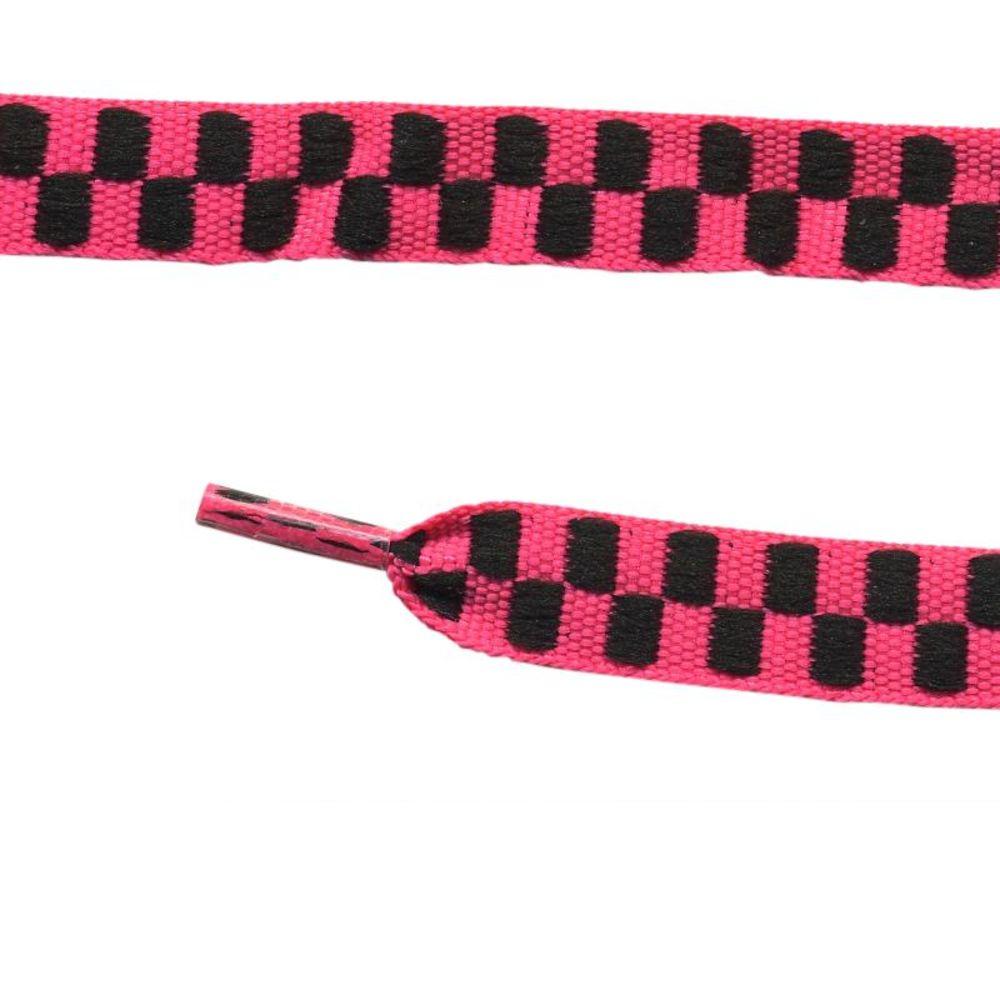 110 x 2 cm ca Stern schwarz-rot Schnürsenkel Schuhband