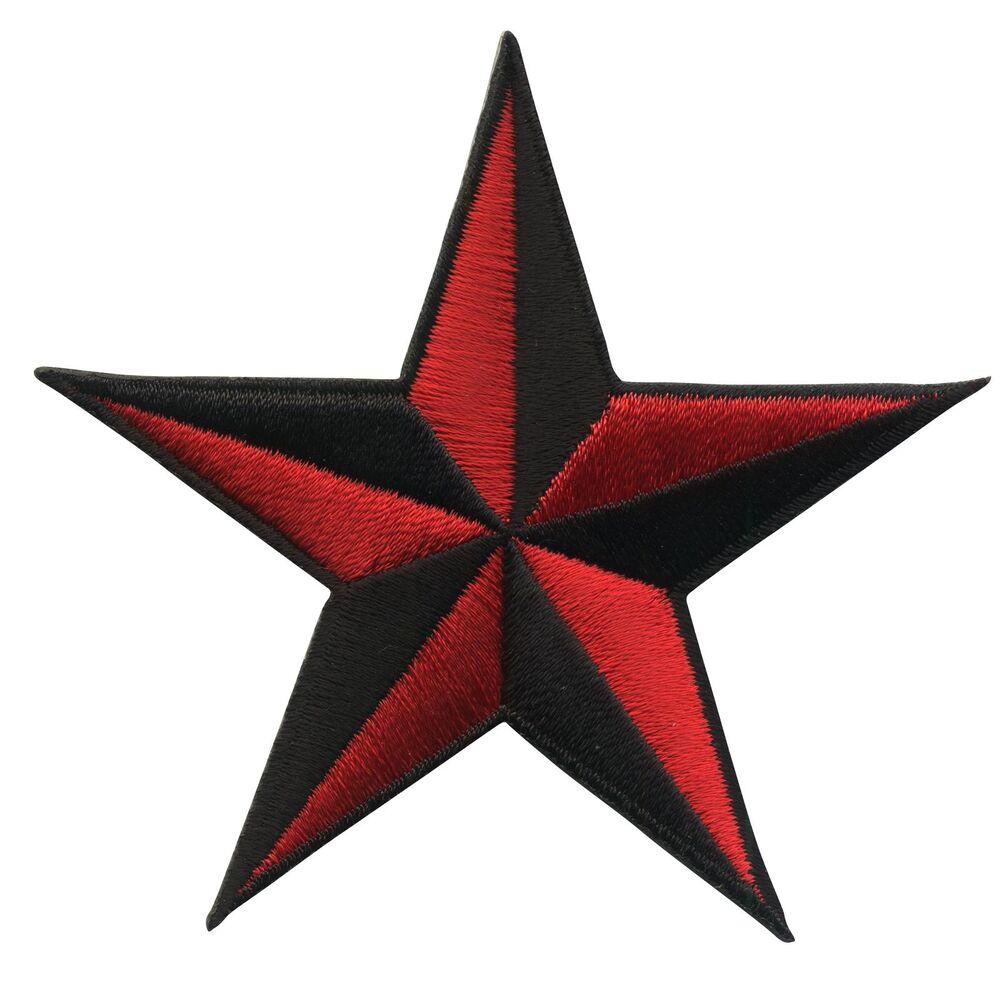 Aufnäher Marienkäfer rot schwarz Patch Bügelbild Abzeichen Aufbügler