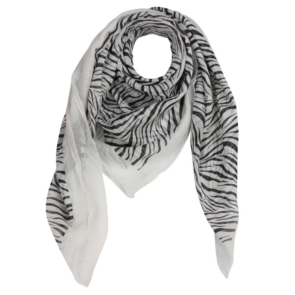 Baumwolltuch quadratisches Tuch Zebra rot-bordeaux-schwarz