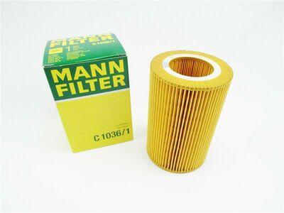 Mann Filter C 1036//1 Air Filter
