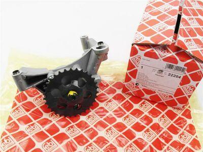 Febi Ölpumpe inkl Steuerkettensatz für VW Audi 1.8 20V AGU AGN AGR BAM AMK S3 ua