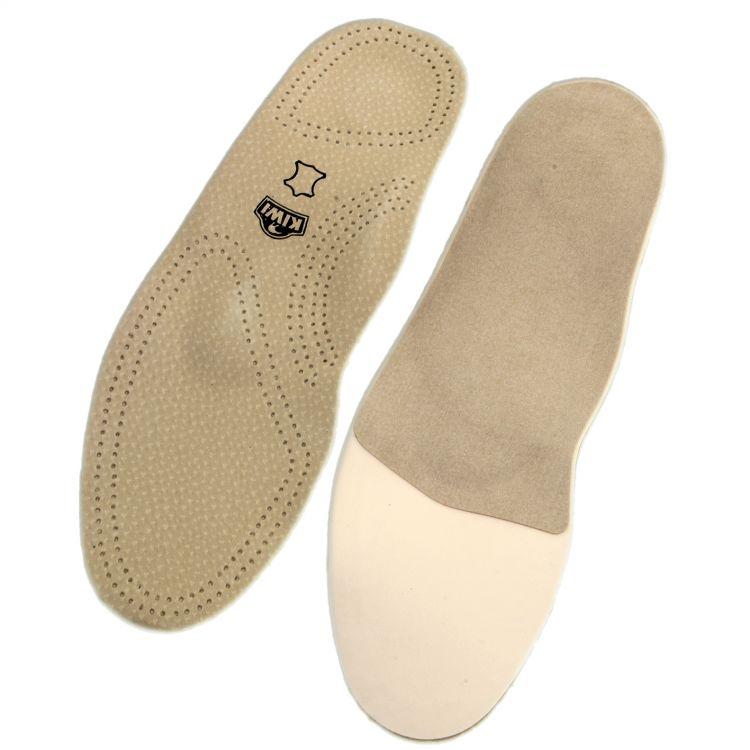 Kiwi Leder Comfort Einlegesohle mit Fußbett Größe 36 - 47   eBay 93daaaa25e